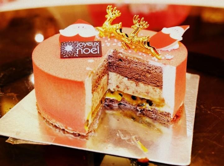 網購日系蛋糕層次感正到爆