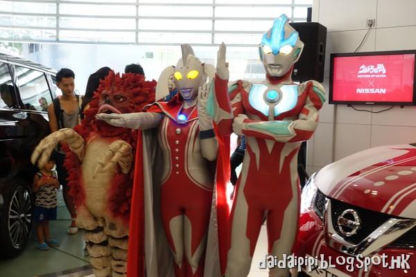 ULTRA HEROES 超人銀河♪ 超人之母♪ 暑假來香港呀!