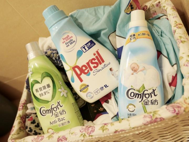 皮膚容易敏感人士注意——低敏洗衣小貼士