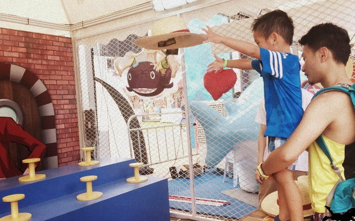 親子好去處】One Piece Summer Carnival – 齊在中環海濱任玩滑水梯!