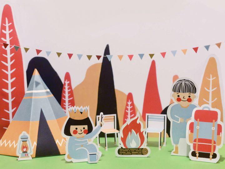 GO WILD 一家人在野【微露營】
