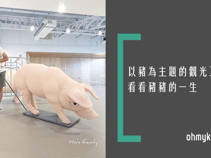 [雲林景點]創意豬主題觀光工廠!好玩好食寓教於樂~